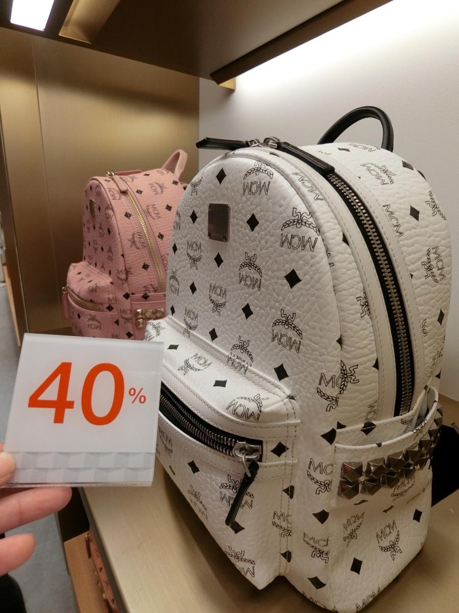 อัพเดท หมวก กระเป๋า MCM ที่ล็อตเต้ กินซ่า